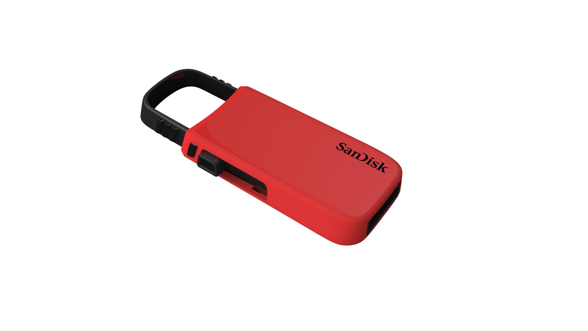 SanDisk Cruzer U™ USB Flash Drive