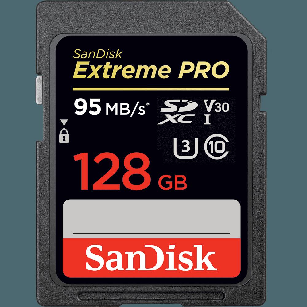 SanDisk Extreme PRO SD UHS-I Card
