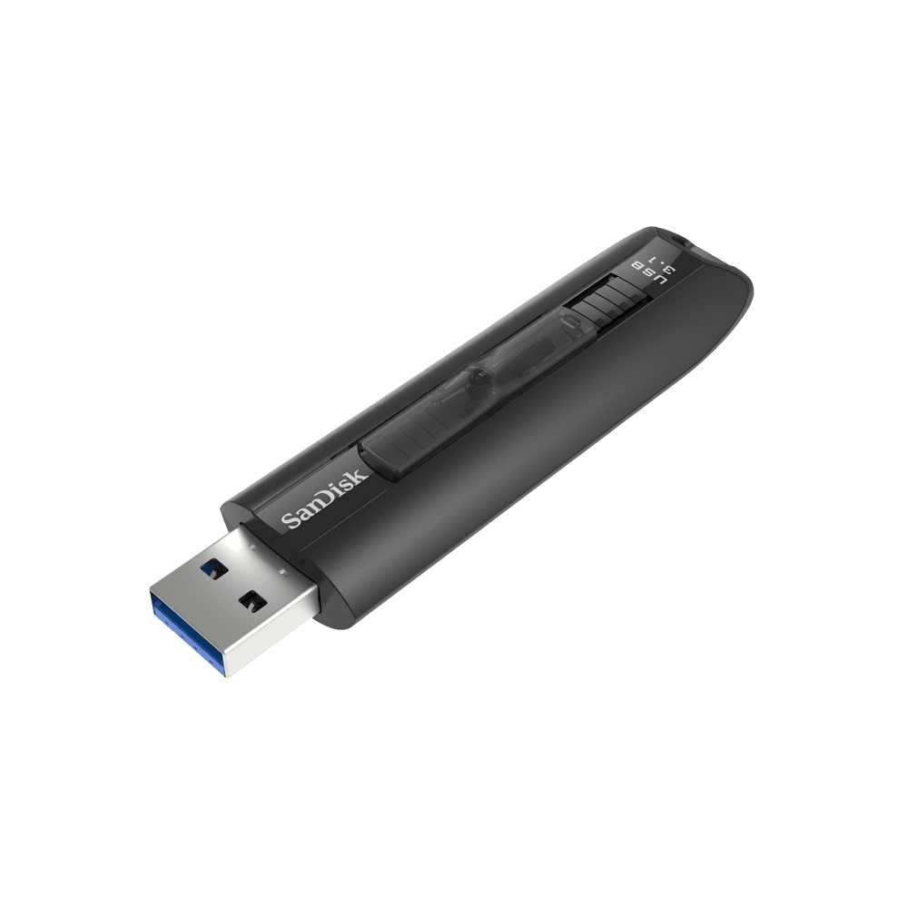 SanDisk Extreme<sup>®</sup> <br>Go USB 3.1 Flash Drive