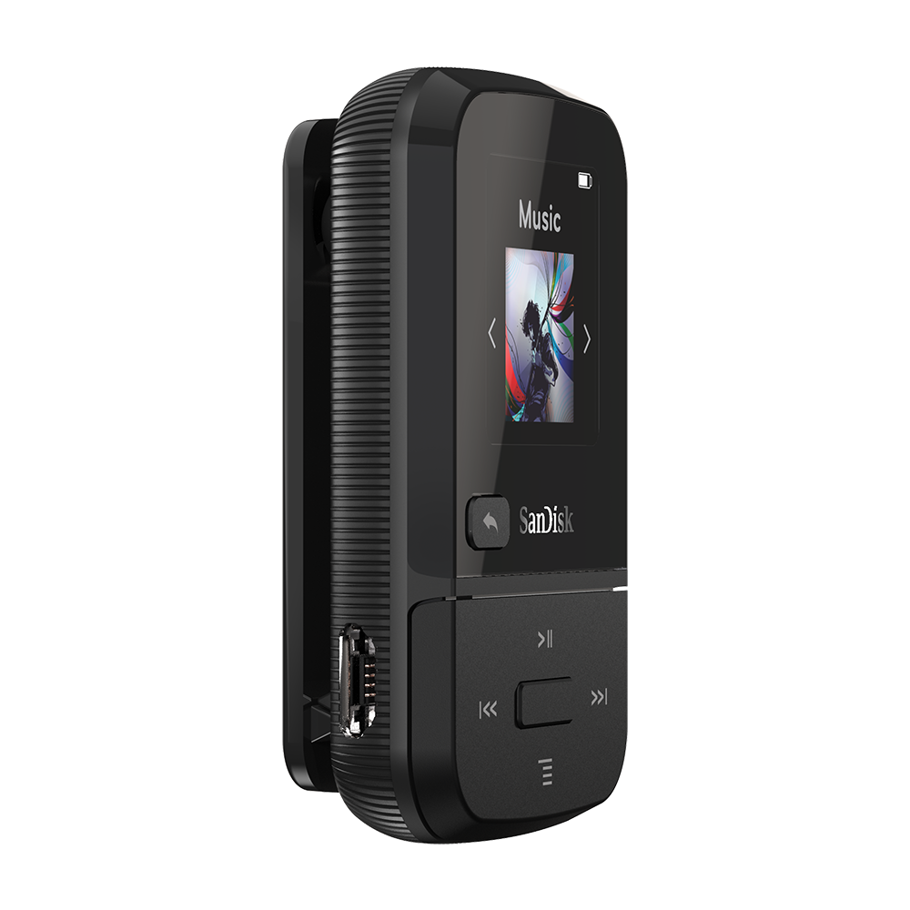 Clip Sport Go MP3 Player | SanDisk