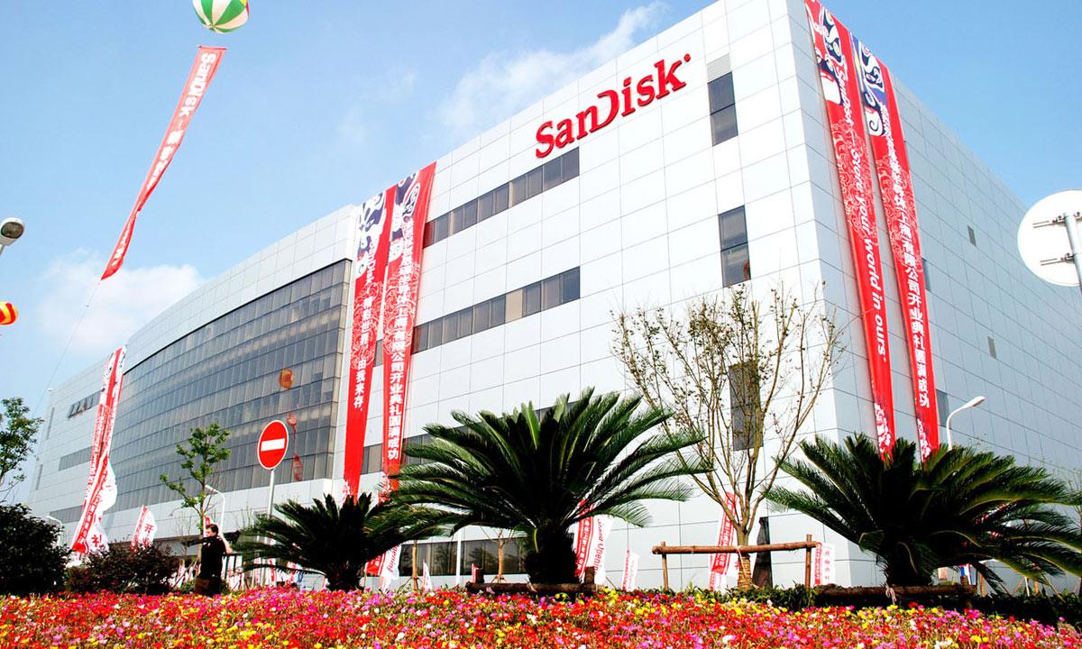 Sandisk history of innovation sandisk shanghai office biocorpaavc Choice Image