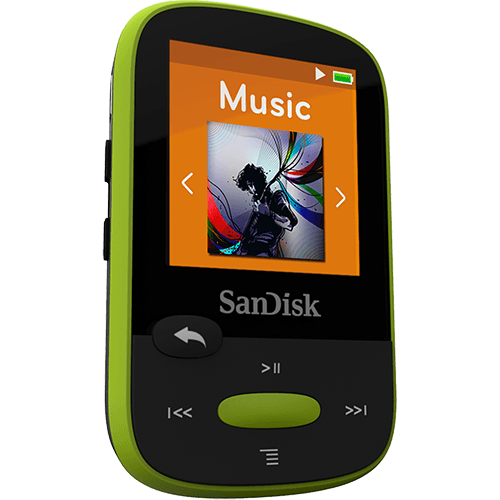 SANDISK® CLIP SPORT MP3 PLAYER