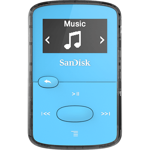 SanDisk Clip Jam™ MP3 Player